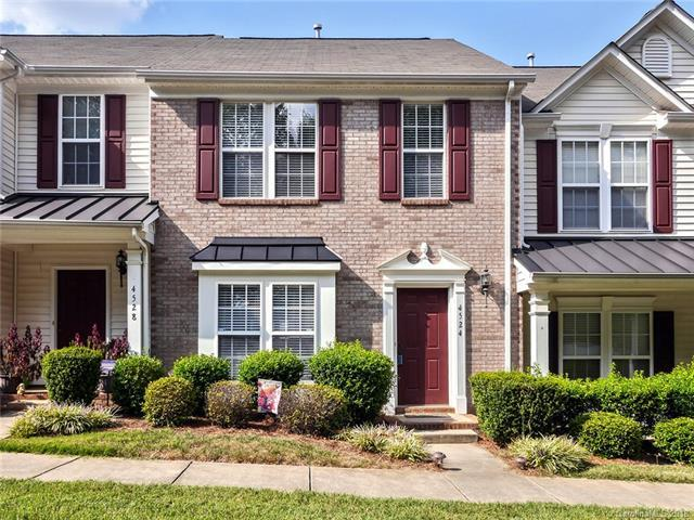 4524 Forestridge Commons Drive, Charlotte, NC 28269 (#3430202) :: LePage Johnson Realty Group, LLC