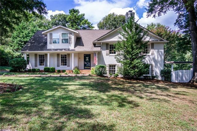 2339 Valencia Terrace #5, Charlotte, NC 28226 (#3430364) :: LePage Johnson Realty Group, LLC