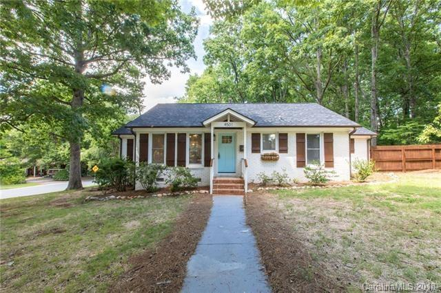 4501 Ivanhoe Place, Charlotte, NC 28205 (#3430558) :: Charlotte Home Experts