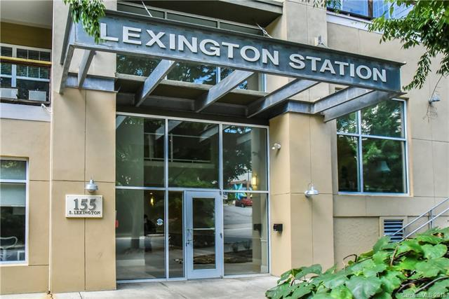 155 S Lexington Avenue B306, Asheville, NC 28801 (#3430576) :: Exit Mountain Realty