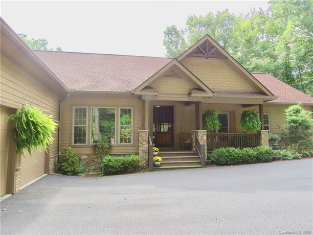 107 Gordon Road, Pisgah Forest, NC 28768 (#3430582) :: The Andy Bovender Team