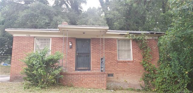 140 Mattoon Street, Charlotte, NC 28216 (#3430663) :: LePage Johnson Realty Group, LLC