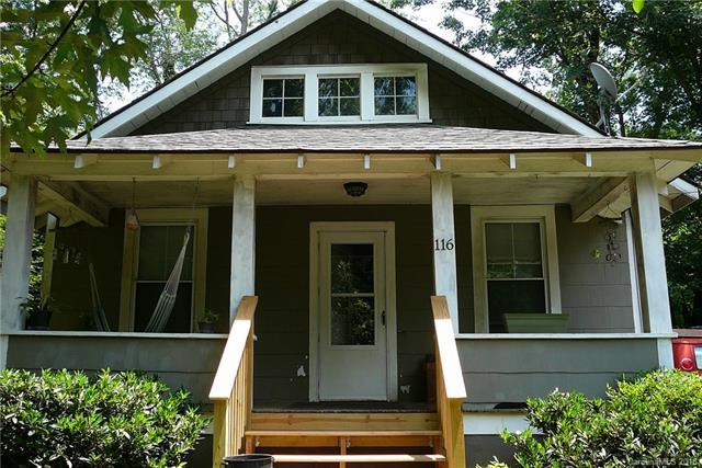 116 & 118 Hanover Street, Asheville, NC 28806 (#3430709) :: LePage Johnson Realty Group, LLC