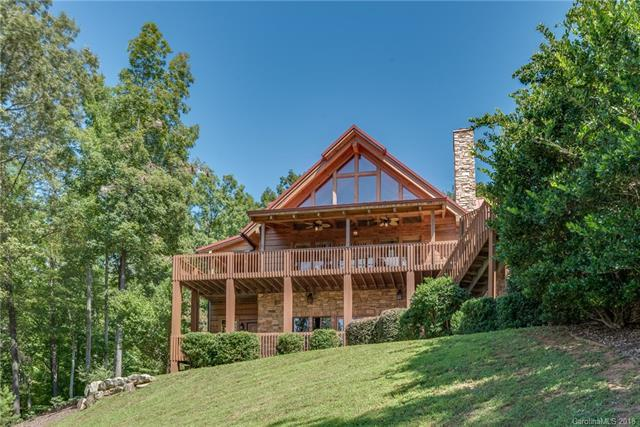 778 Parkway North Road, Mill Spring, NC 28756 (#3430737) :: High Performance Real Estate Advisors
