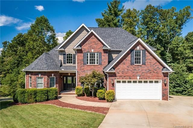 2600 Knoll Ridge Court, Hickory, NC 28602 (#3430778) :: Rinehart Realty