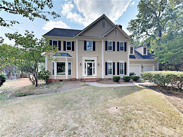 10117 Deer Spring Lane, Charlotte, NC 28210 (#3430826) :: IDEAL Realty