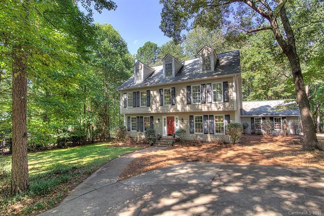 2735 Rosegate Lane, Charlotte, NC 28270 (#3430866) :: Zanthia Hastings Team