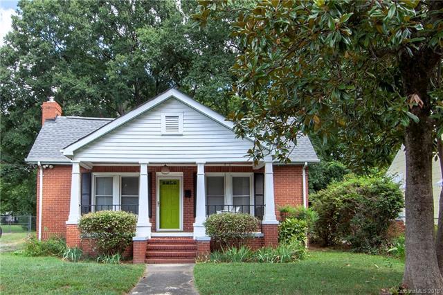1505 Mimosa Avenue, Charlotte, NC 28205 (#3430982) :: High Performance Real Estate Advisors