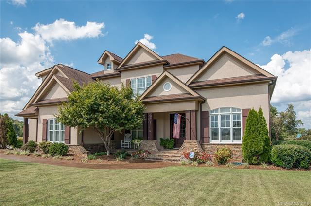 2820 Smith Field Drive, Monroe, NC 28110 (#3431132) :: Exit Mountain Realty