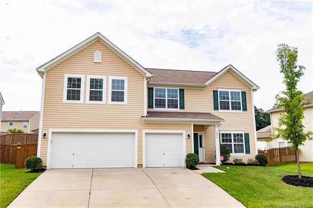 1821 Swan Drive, Charlotte, NC 28216 (#3431171) :: Scarlett Real Estate