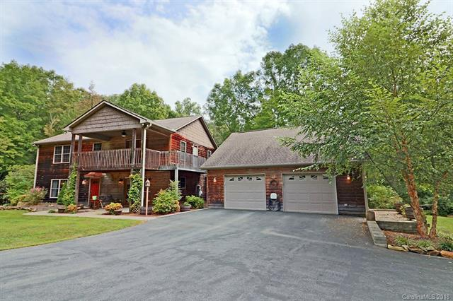 218 Davids Trace #18, Pisgah Forest, NC 28768 (#3431178) :: Exit Mountain Realty