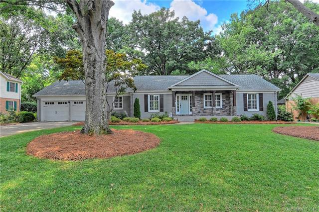 6200 Yellowood Road, Charlotte, NC 28210 (#3431190) :: Odell Realty