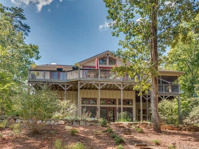 99 Piney Pointe Lane, Mill Spring, NC 28756 (#3431361) :: High Performance Real Estate Advisors
