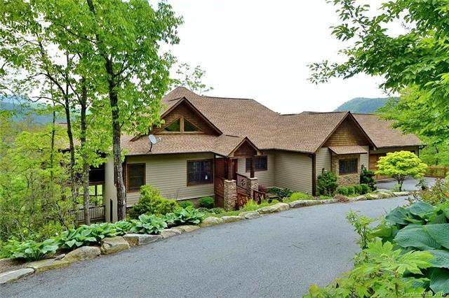23 Big Granite Trail, Sapphire, NC 28774 (#3431495) :: Exit Mountain Realty