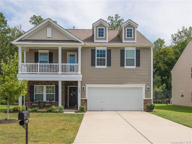 1649 Beleek Ridge Lane, Clover, SC 29710 (#3431533) :: LePage Johnson Realty Group, LLC
