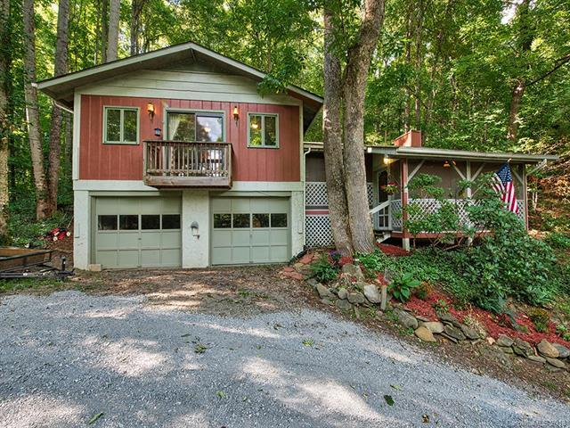 56 Sleepy Hollow Drive, Maggie Valley, NC 28751 (#3431554) :: Rinehart Realty