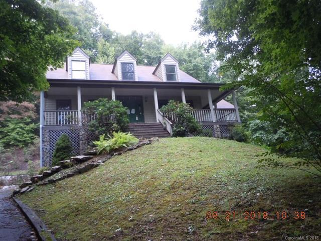 194 Ramp Patch Lane, Waynesville, NC 28786 (#3431678) :: Rinehart Realty