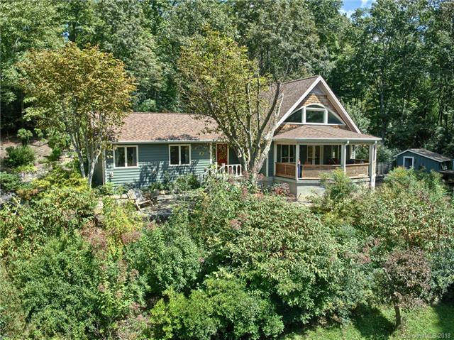 417 Deer Run, Hendersonville, NC 28739 (#3431712) :: Robert Greene Real Estate, Inc.
