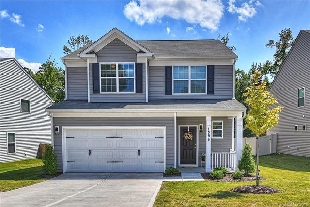 1354 Soothing Court NW #84, Concord, NC 28027 (#3431736) :: Phoenix Realty of the Carolinas, LLC
