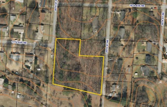 0 29th Street NE 9-28, Hickory, NC 28601 (#3431832) :: Exit Mountain Realty