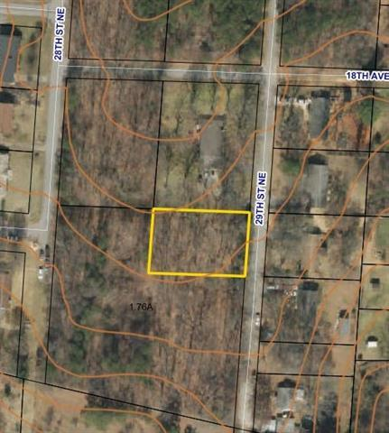 00 29th Street NE, Hickory, NC 28601 (#3431867) :: Exit Mountain Realty