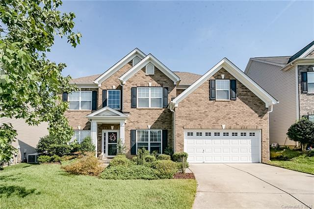 9764 Ravenscroft Lane NW, Concord, NC 28027 (#3431942) :: LePage Johnson Realty Group, LLC
