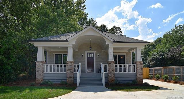 908 Matheson Avenue, Charlotte, NC 28205 (#3431953) :: Exit Mountain Realty