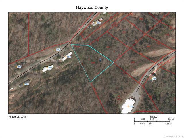 Lot 6 Lloyds Mountain Ridge, Waynesville, NC 28786 (#3432037) :: Exit Mountain Realty