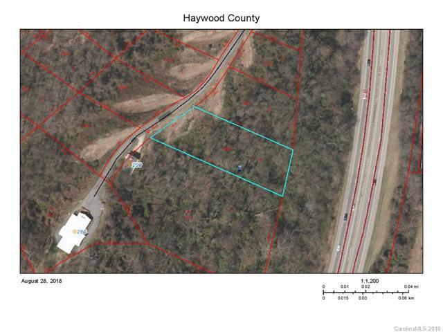 Lot 16 Lloyds Mountain Ridge, Waynesville, NC 28786 (#3432059) :: Exit Mountain Realty