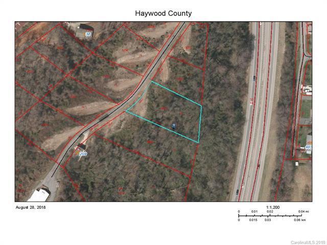 Lot 15 Lloyds Mountain Ridge, Waynesville, NC 28786 (#3432066) :: Exit Mountain Realty