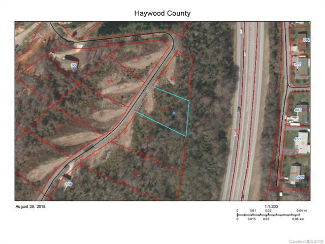 Lot 14 Lloyds Mountain Ridge, Waynesville, NC 28786 (#3432079) :: Exit Mountain Realty