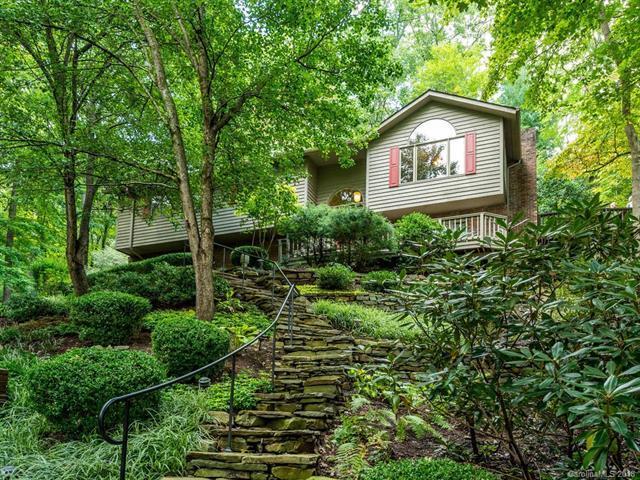 25 Gardenwood Lane, Asheville, NC 28803 (#3432097) :: High Performance Real Estate Advisors