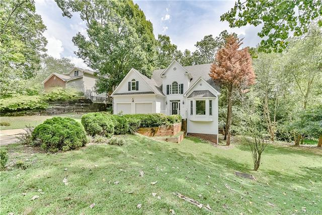 1011 Gateshead Lane, Matthews, NC 28105 (#3432120) :: The Ramsey Group
