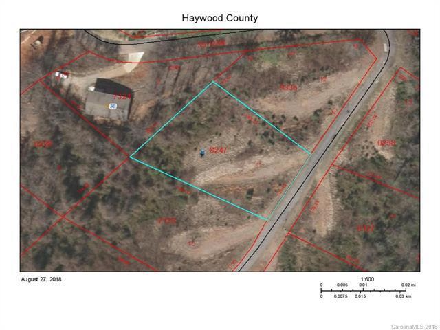 Lot 11 Lloyds Mountain Ridge, Waynesville, NC 28786 (#3432132) :: Rinehart Realty