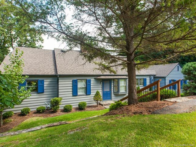 7 Pine Tree Road, Asheville, NC 28804 (#3432145) :: High Performance Real Estate Advisors