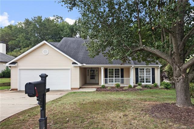 1099 Forrest Ridge Drive NW #53, Concord, NC 28027 (#3432191) :: The Ramsey Group
