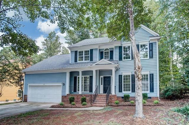 539 Tysons Forest Drive, Rock Hill, SC 29732 (#3432280) :: LePage Johnson Realty Group, LLC