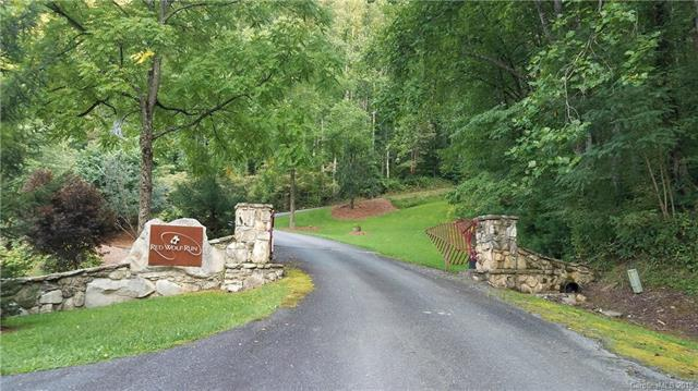 1475 Red Wolf Run #43, Mars Hill, NC 28754 (#3432304) :: Rinehart Realty