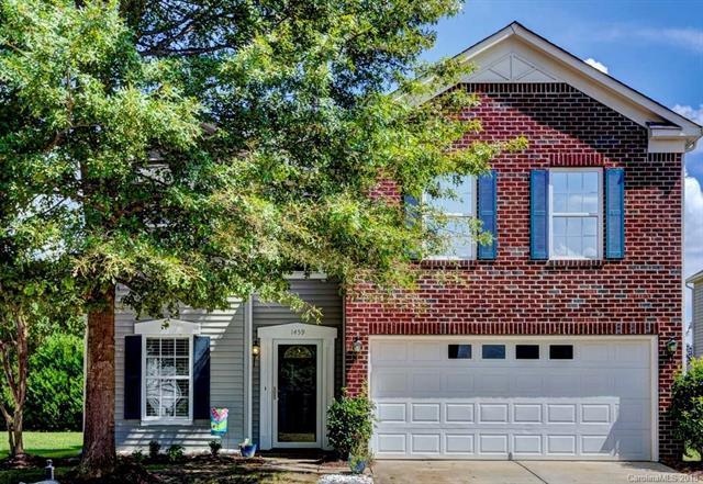 1459 Tygress Drive, Kannapolis, NC 28081 (#3432314) :: LePage Johnson Realty Group, LLC