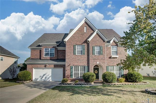 1110 Cooper Lane, Indian Trail, NC 28079 (#3432337) :: Zanthia Hastings Team