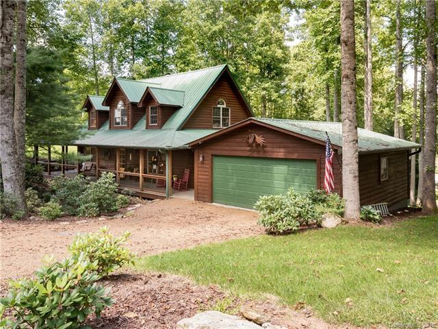 107 Stone Valley Way, Hendersonville, NC 28792 (#3432385) :: LePage Johnson Realty Group, LLC