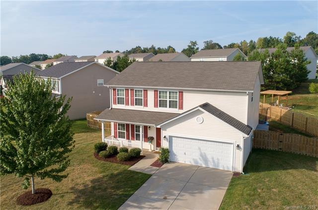 10205 Highland Creek Circle, Indian Land, SC 29707 (#3432400) :: The Andy Bovender Team