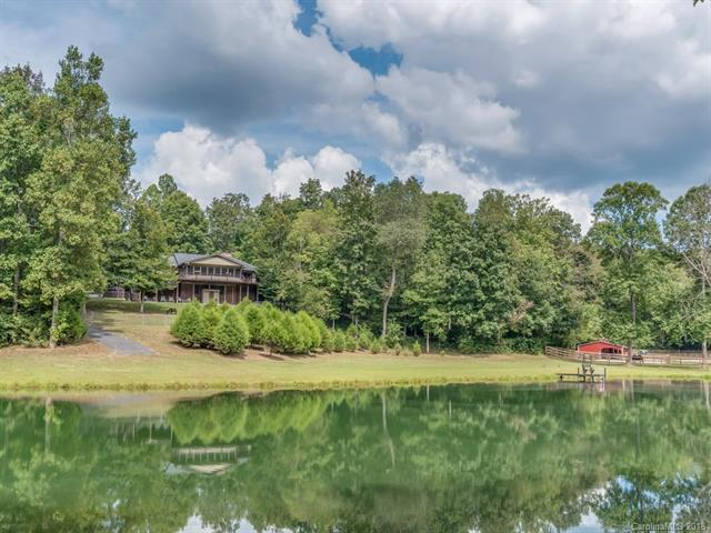 325 Aberdeen Farm Road, Rutherfordton, NC 28139 (#3432450) :: Keller Williams Professionals