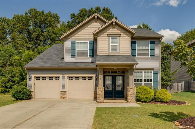 2519 Botanical Court #38, Concord, NC 28027 (#3432632) :: Team Southline
