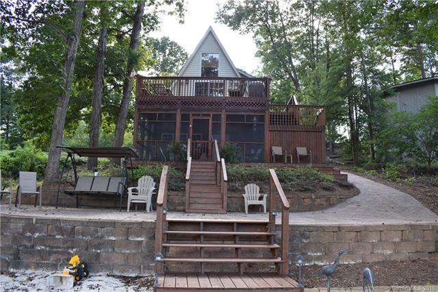 3566 Pinehaven Drive #1058, Badin Lake, NC 28127 (#3432703) :: Exit Mountain Realty