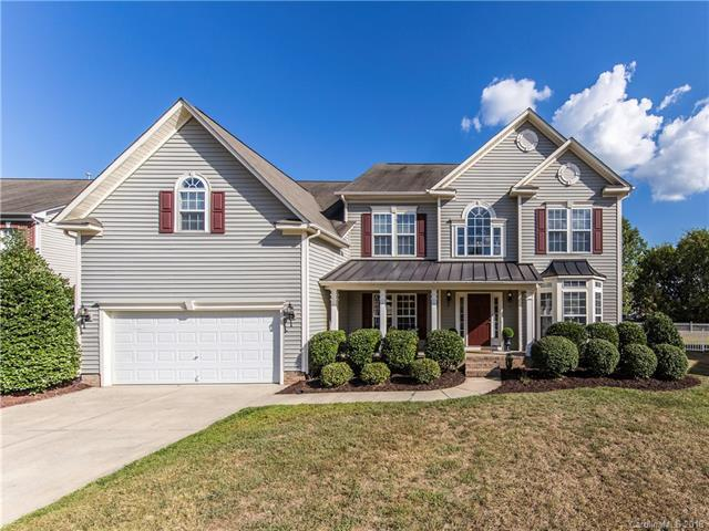 2025 Currier Place, Indian Trail, NC 28079 (#3432771) :: Zanthia Hastings Team