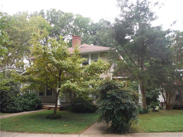 1541 Thomas Avenue L17 & 18, Charlotte, NC 28205 (#3432818) :: High Performance Real Estate Advisors