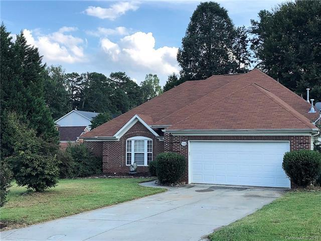 7336 Claiborne Woods Road, Charlotte, NC 28216 (#3432911) :: The Ramsey Group