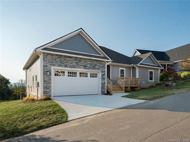 22 Scenic Mountain Drive #72, Weaverville, NC 28787 (#3433015) :: Odell Realty