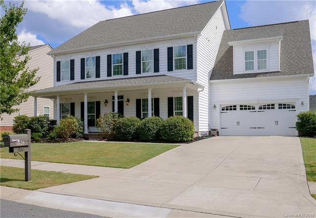 1621 Ridgehaven Road, Waxhaw, NC 28173 (#3433129) :: LePage Johnson Realty Group, LLC